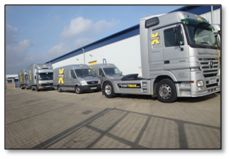 weather a van & man service or lorrys and men or a man with lorry we will cater for it this has a fleet picture